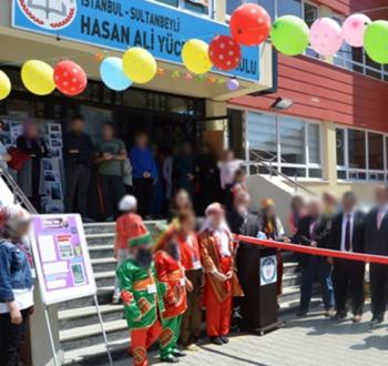 Sultanbeyli Hasan Ali Yücel Ortaokulu