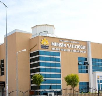 Sultanbeyli Muhsin Yazıcıoğlu Kültür Merkezi