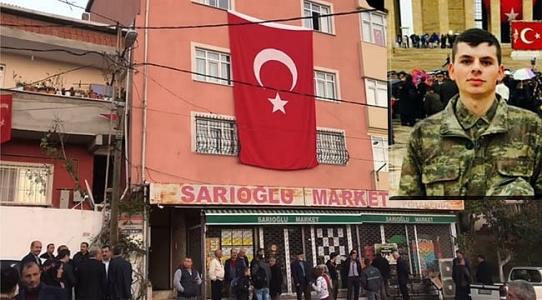 Sultanbeyli Ankara'da Şehit Verdi