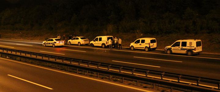 Sultanbeyli'de Hırsız Polis Kovalamacası