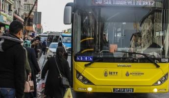 Sultanbeyli'de SB Hattı Ring Seferlerine Başladı