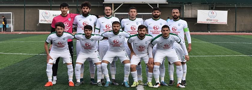 Sultanbeyli Belediyespor 1-1 Esenler Erokspor