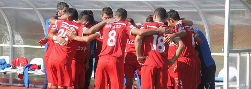 Uzunderespor 2-0 Çekmeköy Çarşıspor