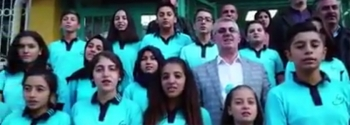 Hasan Ali Yücel Ortaokulu Vatan İçin Söyledi!
