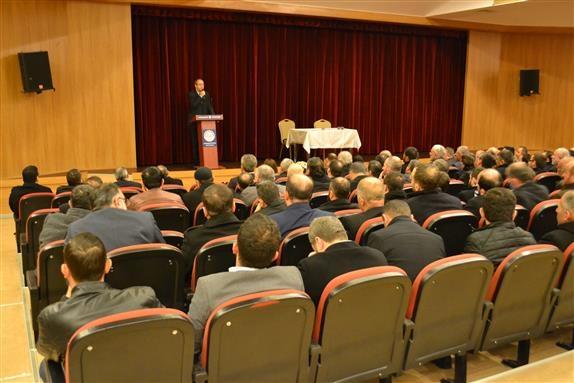 Sultanbeyli Müftülüğü Aralık Ayı Mutat Personel Toplantısı