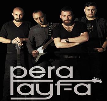 Pera Tayfa Pop & Rock Müzik Konseri