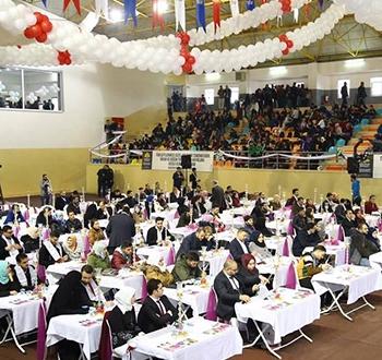 Sultanbeyli'de Toplu Nikah Töreni