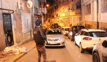 Sultanbeyli'de Terör Operasyonu