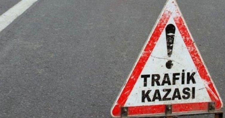 Tem Sultanbeyli'de Zincirleme Trafik Kazası