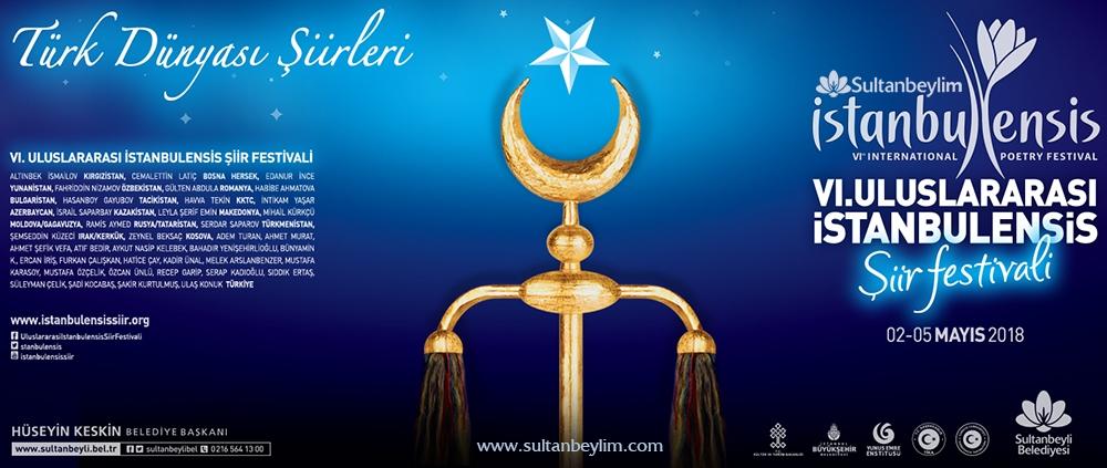 VI. Uluslararası İstanbulensis Şiir Festivali Yaklaşıyor