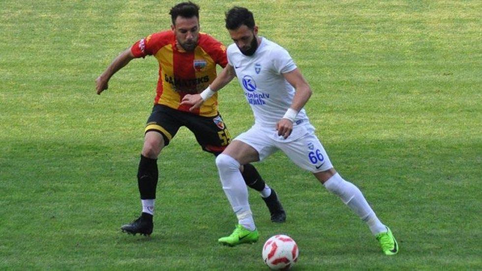Sultanbeyli Belediyespor 1-1 Kızılcabölükspor