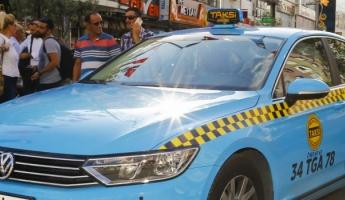 Sultanbeyli'de Ticari Taksilerin Rengi Değişiyor