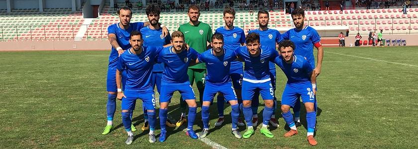 Ofspor 2-0 Sultanbeyli Belediyespor