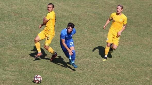 Osmaniyespor FK 2-1 Sultanbeyli Belediyespor