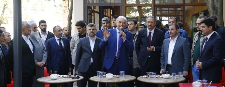 """Mevlüt Uysal: """"Sultanbeyli Metrosu'nun Çalışmaları Hızla Devam Ediyor"""""""