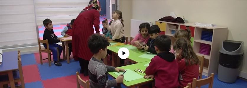 Suriyeli ve Türk Öğrencilere 'Kültürel Entegrasyon' İçin Ortak Eğitim Projesi