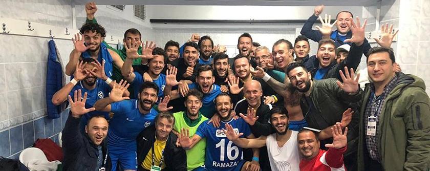 Sultanbeyli Belediyespor 1-0 Elaziz Belediyespor