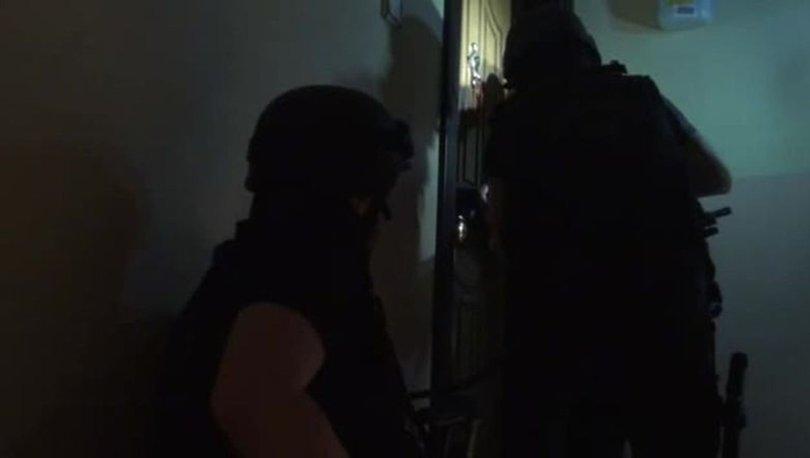 DEAŞ Terör Örgütüne Gece Operasyonu