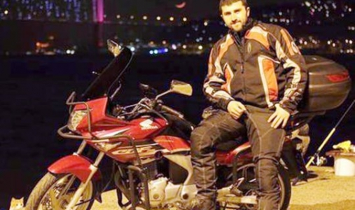 Genç Öğretmen Motosiklet Kazasında Hayatını Kaybetti