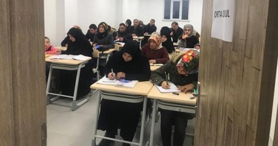 Sultanbeyli'de Büyük Eğitim Kampanyası