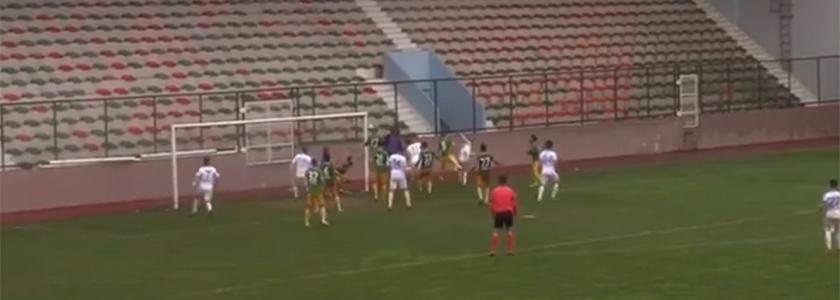 Sultanbeyli Belediyespor 1-0 Osmaniyespor