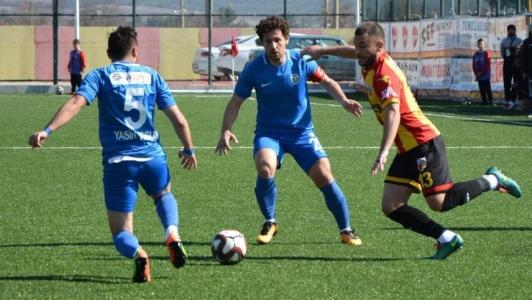 Bergama Belediyespor 0-1 Sultanbeyli Belediyespor