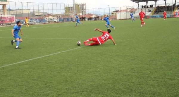 Elaziz Belediyespor 3-1 Sultanbeyli Belediyespor