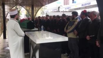 Sultanbeyli'de Vurulan Mustafa Tiryaki Son Yolculuğuna Uğurlandı