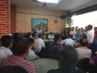 CHP'den Sultanbeyli'de Seçim Çalışması