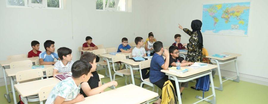 Gençlik Merkezleri'nde Yaz Okulu Heyecanı