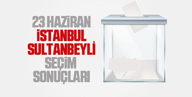 Sultanbeyli Mahallelere Göre Oy Oranları ve İki Seçim Farkı