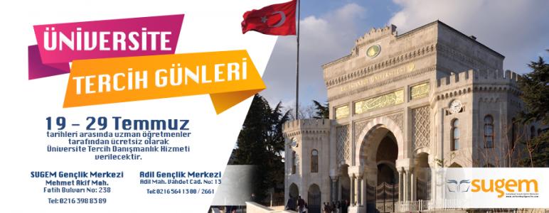 Sultanbeyli'de Üniversite Tercih Günleri
