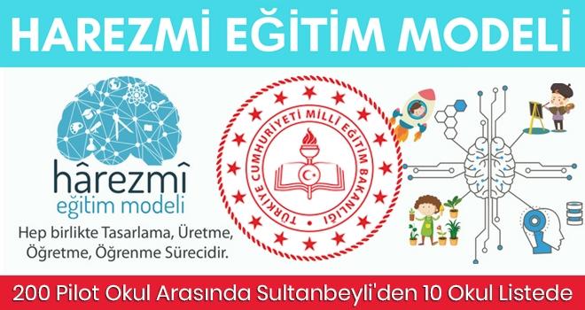 Harzemi Eğitim Modeli Sultanbeyli'de de Uygulanacak