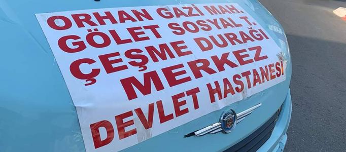 Sultanbeyli'de Yeni Minibüs Hattı Hizmete Başladı