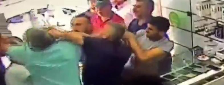 Sultanbeyli'de Ortalık Bir Anda Karıştı