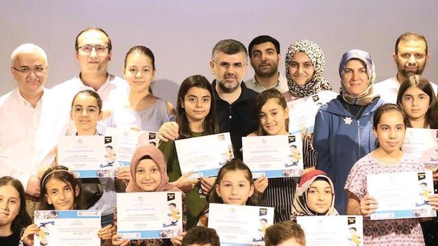 Sultanbeyli'de Yaz Okulları Yoğun Geçti
