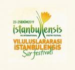 7. Uluslararası İstanbulensis Şiir Festivali – 3. Gün