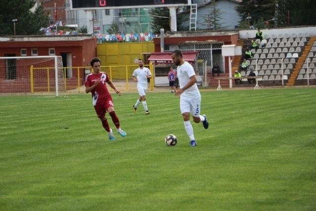 Tokatspor 0-1 Sultanbeyli Belediyespor