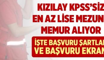 Sultanbeyli'de KPSS Şartsız Memur Personel Alımı Yapılacak