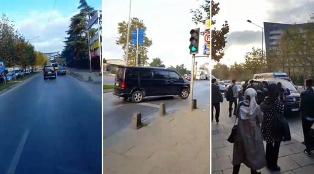 Minibüsle Kaçırılan Genç Kızın Peşine Halk Otobüsüyle Düştüler