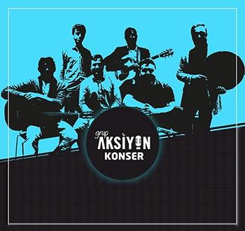 Grup Aksiyon Türk Halk Müziği Konseri