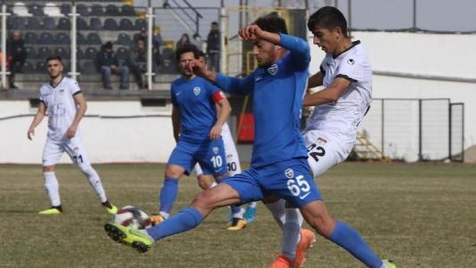 Manisaspor 1-3 Sultanbeyli Belediyespor