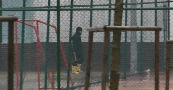Sultanbeyli'de Okulun Rögarı Taştı; Derslere Ara Verildi