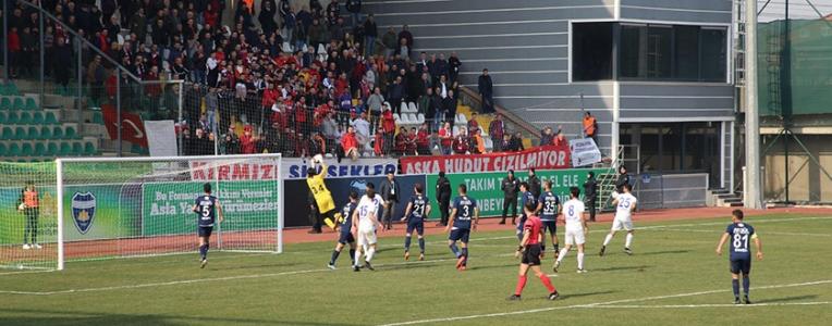 Sultanbeyli Belediyespor 2-2 Düzcespor