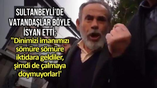 Sultanbeyli'de Vatandaşların Tapu Bedeli İsyanı: Çalmaya Doymadılar