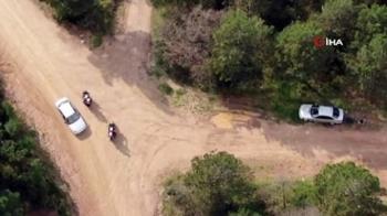 Polisten Drone ile Evde Kalın Çağrısı