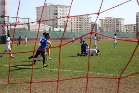 Karaköprü Belediyespor 0-0 Sultanbeyli Belediyespor