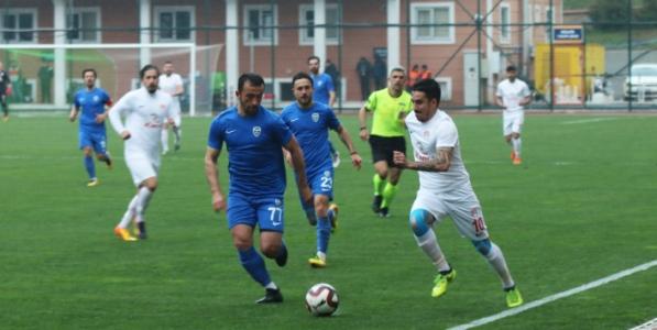 Sultanbeyli Belediyespor 2-2 Silivrispor