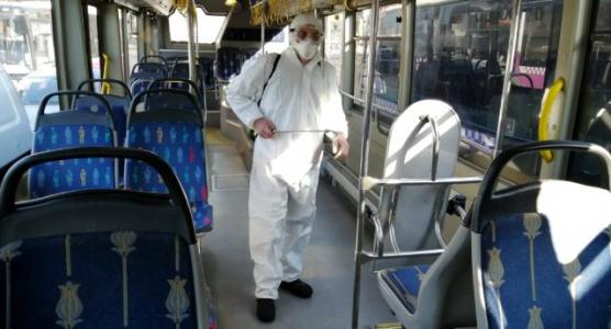 Toplu Taşıma Araçlarında Korona Virüs Önlemleri Alınıyor