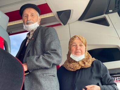 Seyahat İzin Belgesi Alan 65 Yaş ve Üzeri Vatandaşlar Yollara Düştü